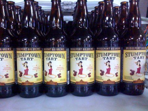 BridgePort Stumptown Tart (photo by Mike Weksler)