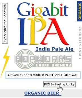 Hopworks Gigabit IPA