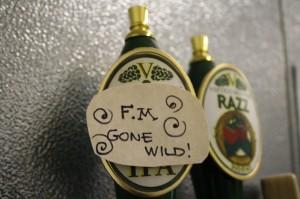 Friar Mike's Gone Wild DIPA