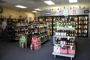 Bert's Better Beer Store in Hooksett, NH
