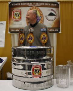 Widmer co-founder Rob Wider at Spring Beer & Wine Fest 2010