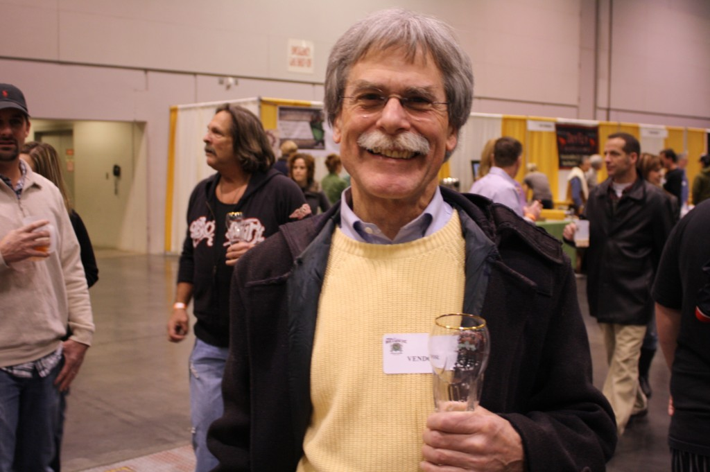 Portland Brewing founder and beer revolutionist Fred Bowman