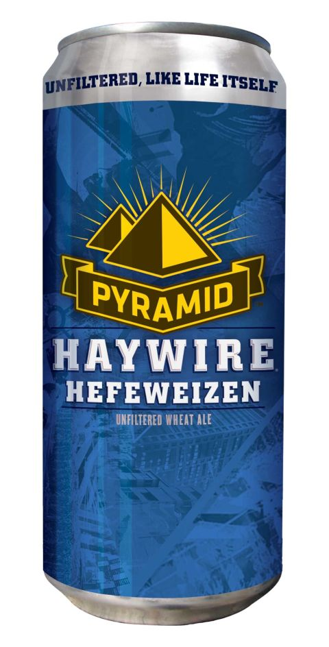 Haywire 16oz can