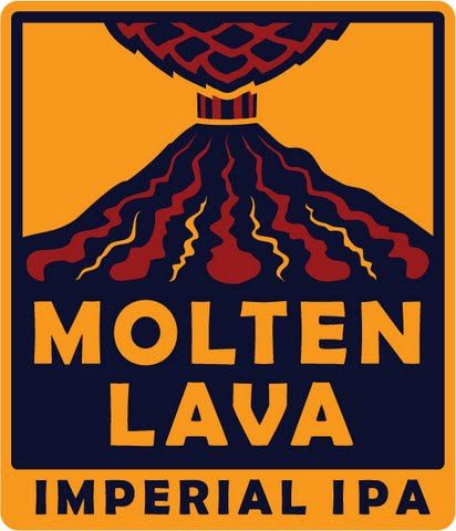 Double Mountain Molten Lava Imperial IPA