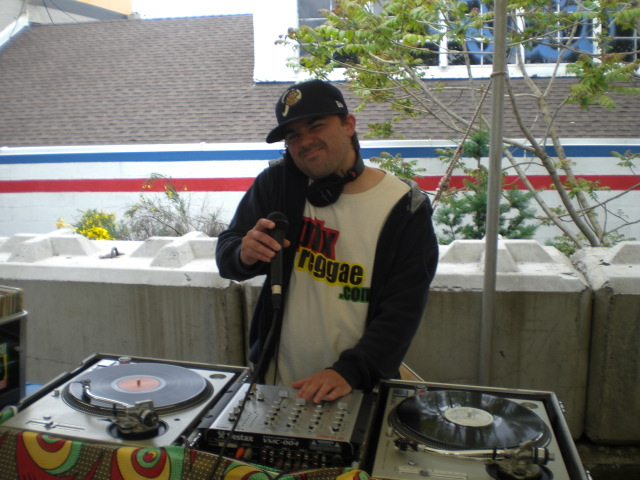 DJ Shortchange at PCTBB