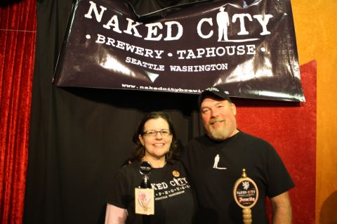 Naked City's founders Janet and Don Webb