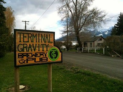 Terminal Gravity Brewery (photo by Jason Wallace)
