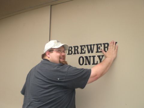 10 Barrel brewer Shawn Kelso