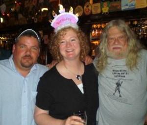 L to R: Scott Willis, Lisa Morrison, Don Younger