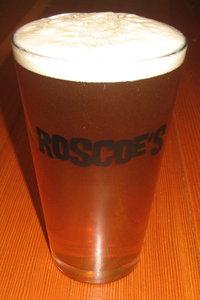 Roscoe's pint