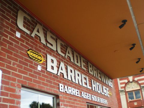 Cascade Barrel House