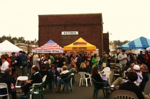 Pacific NW Brew Cup in Astoria, Oregon