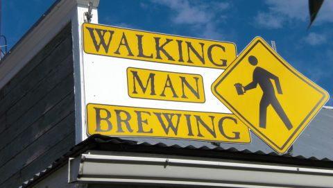 Walking Man Brewpub