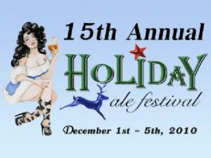 15th Annual Holiday Ale Festival