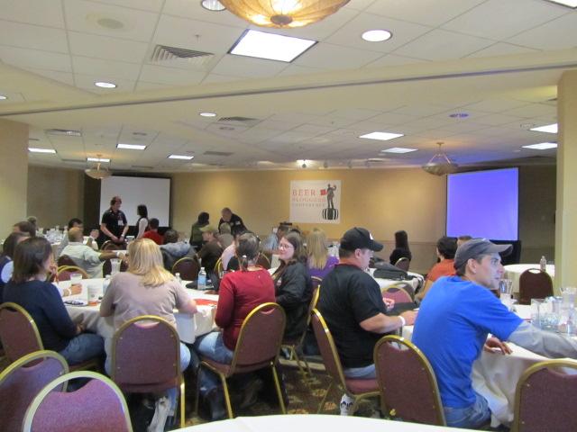 2010 Beer Bloggers Conference in Boulder, Colorado
