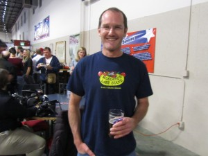 Oskar Blues Head Brewer Dave Chichura