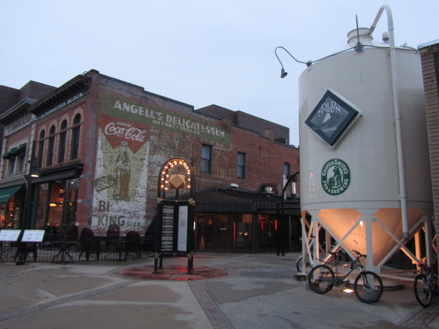 Coopersmith's Pub and Brewing in Fort Collins, Colorado