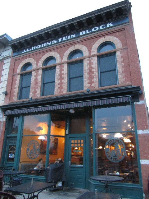 Coopersmith's Pub and Brewing