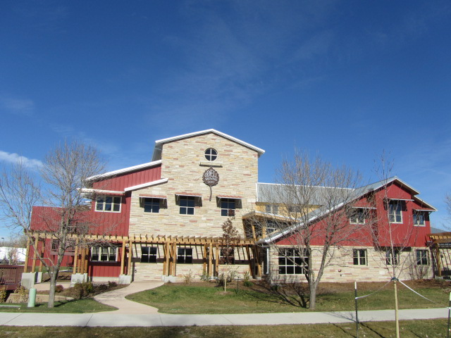 Odell Brewing in Fort Collins, CO