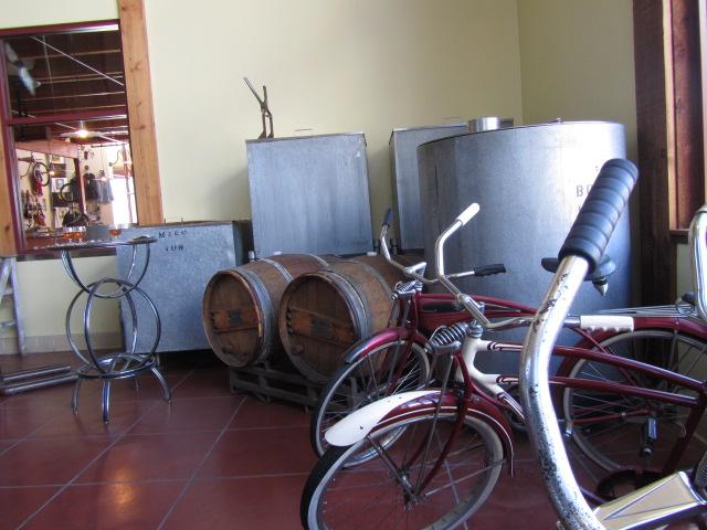 New Belgium's original brewery
