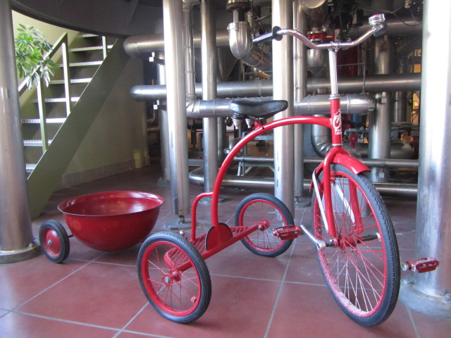 New Belgium tricycle