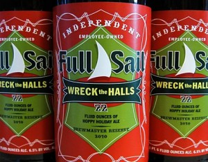 Full Sail Wreck the Halls
