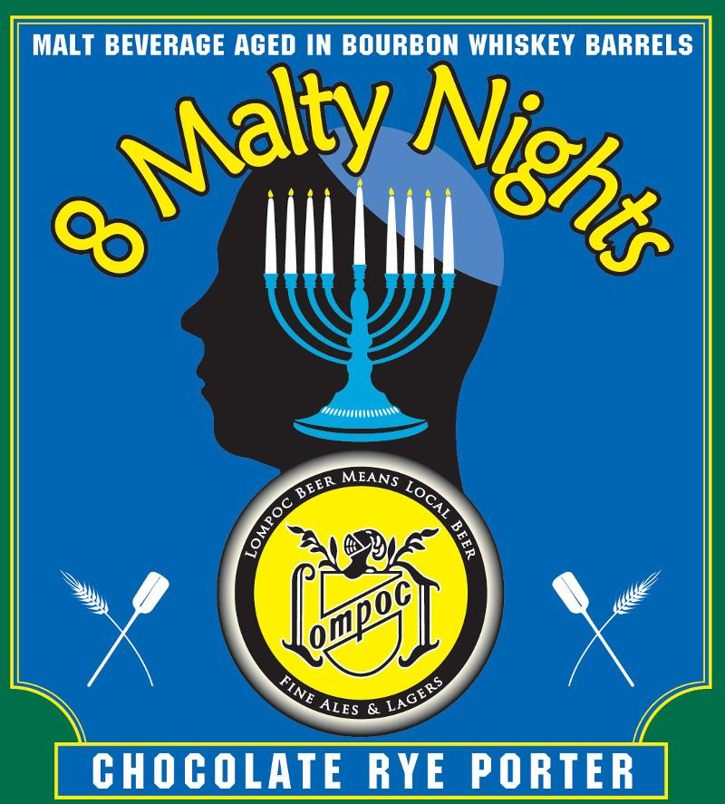 Lompoc 8 Malty Nights