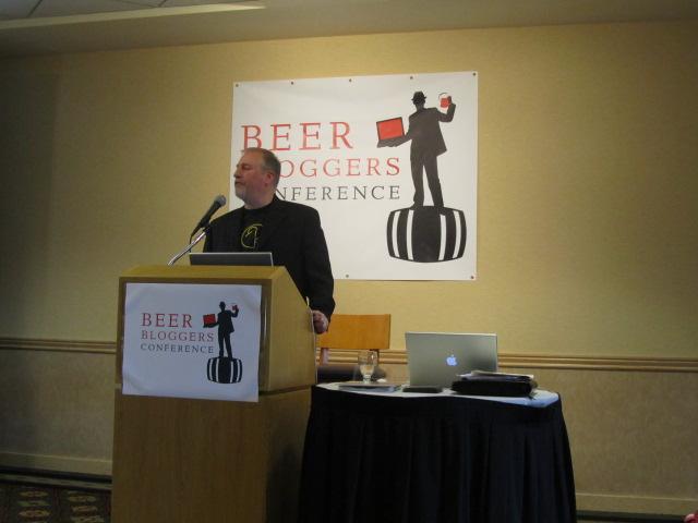 Brookston Beer's Jay Brooks address BBC '10