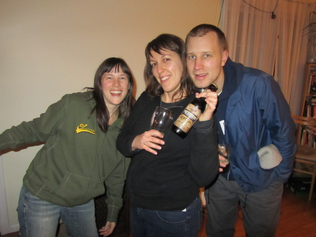 Sarah, Margaret, and Ryan