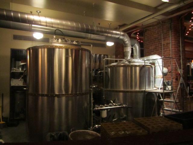 Cambridge Brewing Co. brewery