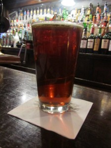 Gold medal winning GestAlt German-style altbier at The Tap in Haverhill, MA