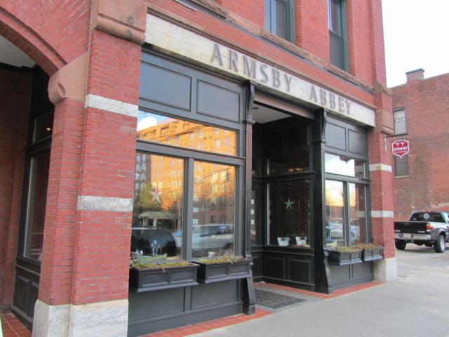 Amsby Abbey