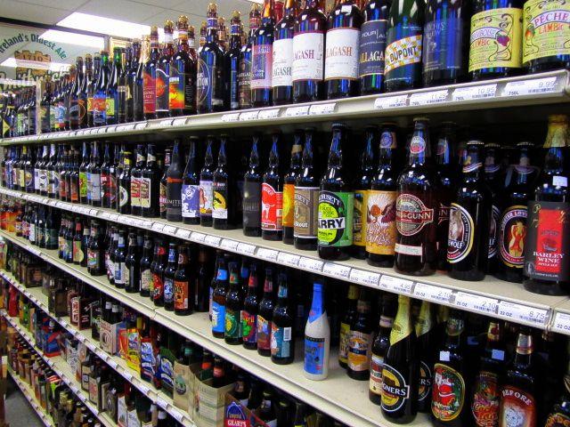 Craft Beer Shop Worcester
