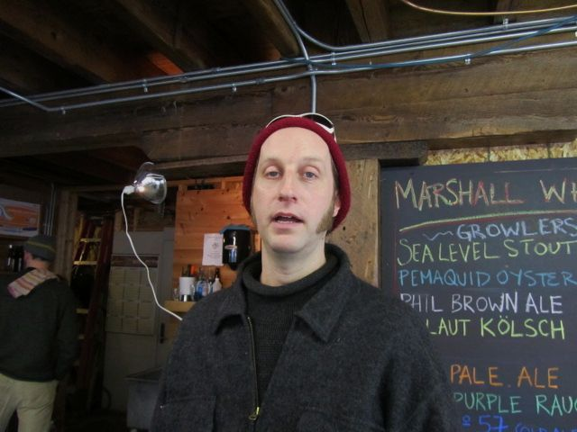 Marshall Wharf co-founder David Carlson