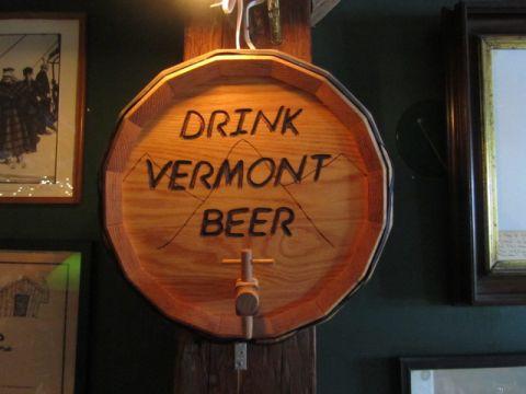 Drink Vermont Beer