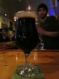 Cisco Dark Woods Wild Ale