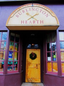 American Flatbread Hearth in Burlington, VT