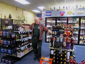 Bert's Better Beers co-owner Bert Bingel