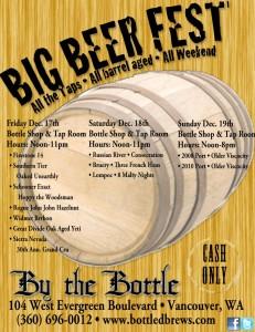 By The Bottle Big Beer Fest