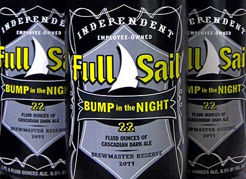 Full Sail Bump in the Night CDA