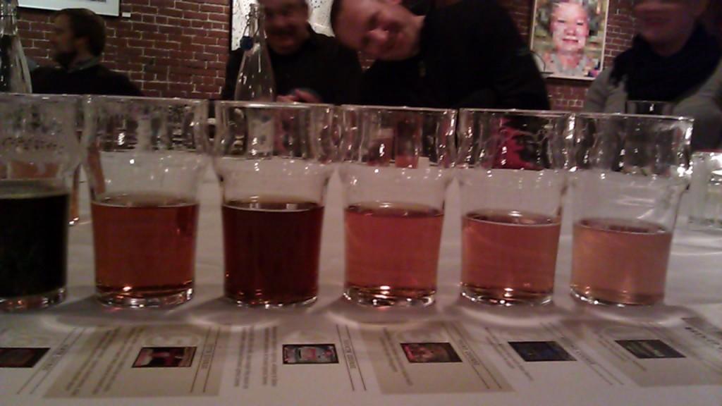 BridgePort Beers