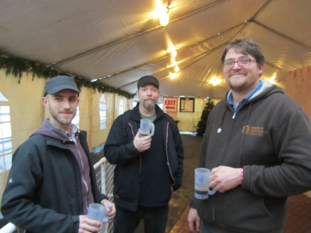 Find more old friends at the Holiday Ale Fest than on Facebook