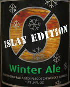 Nøgne Ø Winter Ale Islay Edition