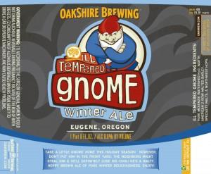 Oakshire Ill-Tempered Gnome
