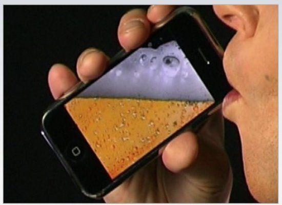 iPhone beer app