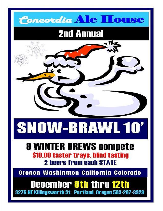 Snow Brawl '10