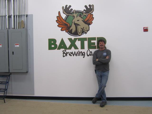 Baxter brewer Michael LaCharite