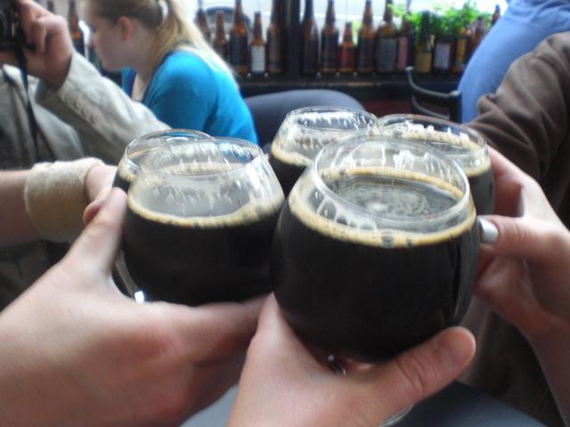 Top 5 beers