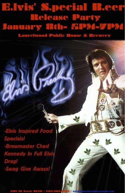 Elvis' Special Bitter