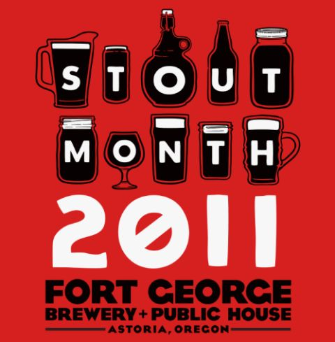 Fort George Stout Month 2011